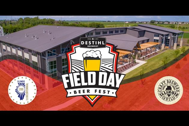Field Day Beer Fest 2018 at DESTIHL Brewery