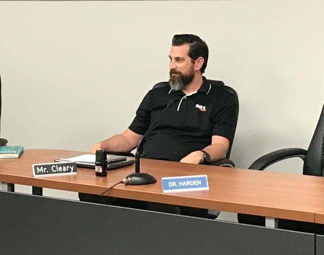 Unit 5 starts search for third new school board member