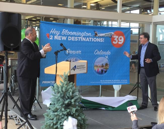 Frontier to return to CIRA with lower-cost service