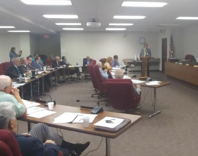McLean County Board sends solar farm application back to ZBA