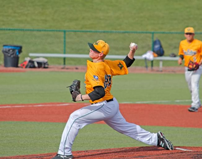 CornBelter Jack Landwehr named Pitcher of the Week