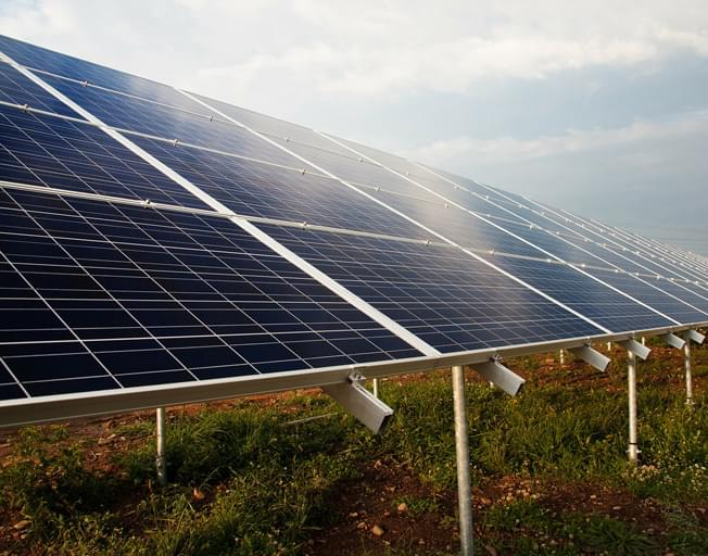A recent Illinois law is behind solar farm proposals