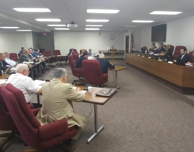 McLean County Board approves placing public questions on November ballot