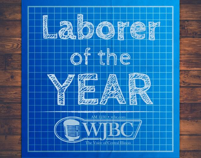 Laborer of the Year Nominations 2019