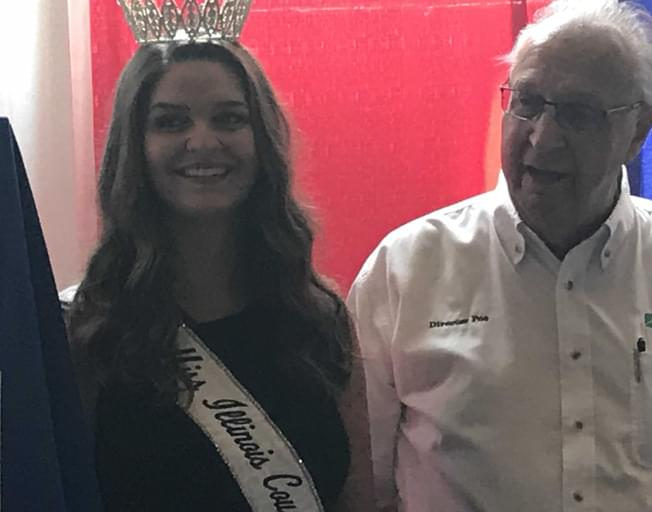 State Fair Queen has rich agriculture experience