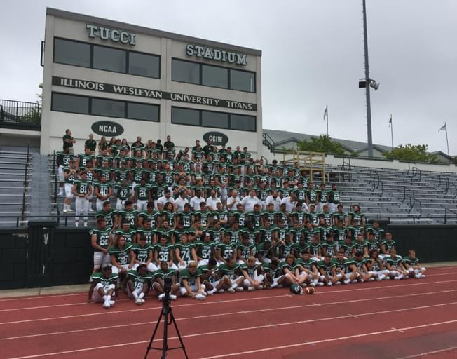 IWU football returns plenty of experience from CCIW co-champs