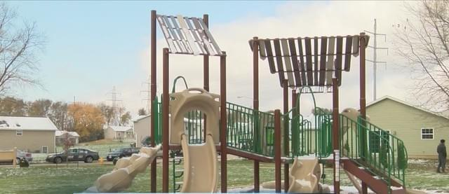Park officially opens on Bloomington's west side