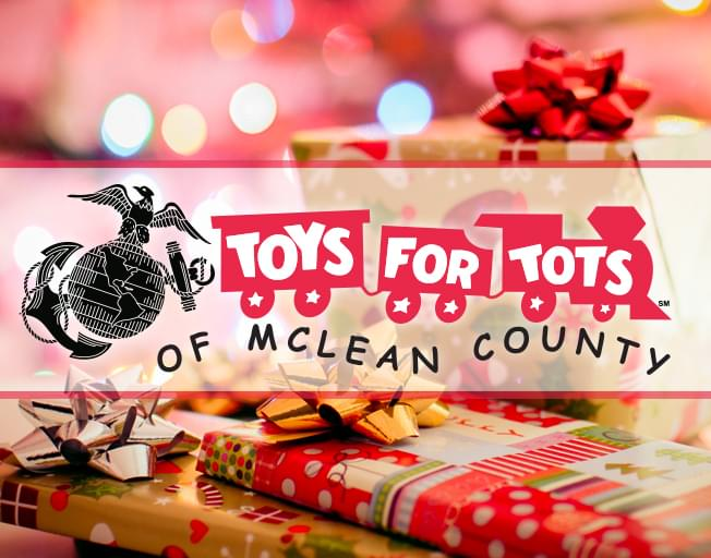 WJBC Toys For Tots Remotes & Drop Off Locations