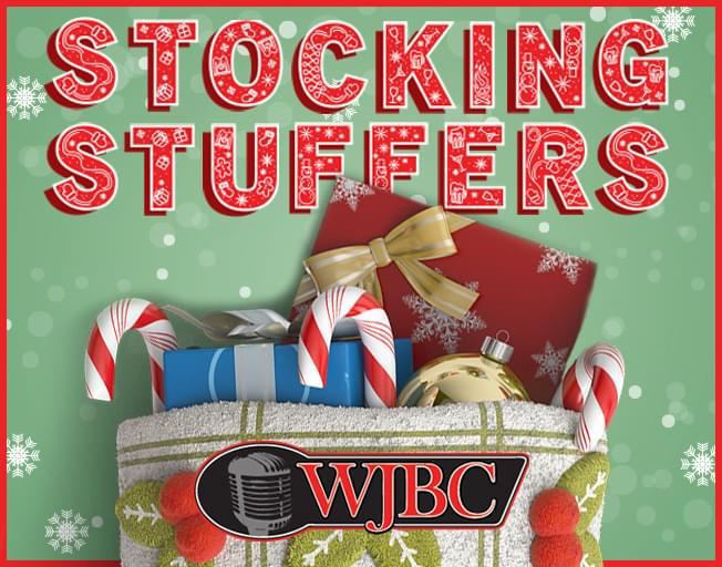 WJBC Stocking Stuffers