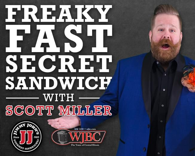 Jimmy John's Freaky Fast Secret Sandwich