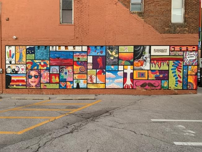 Normal reveals intent to move Uptown mural