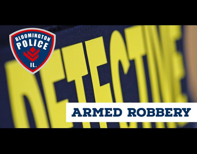 Police search for armed robbery suspect after weekend heist