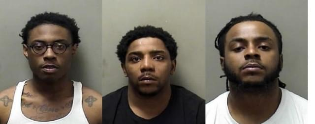 Three men in custody after Bloomington shots fired incident | WJBC