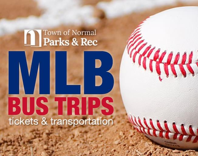 2019 Normal Parks and Recreation MLB Bus Trips | B104 WBWN-FM