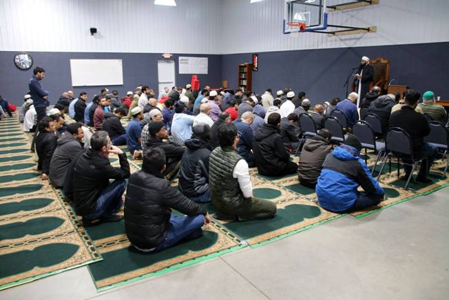Not In Our Town supports local Muslims after New Zealand attacks