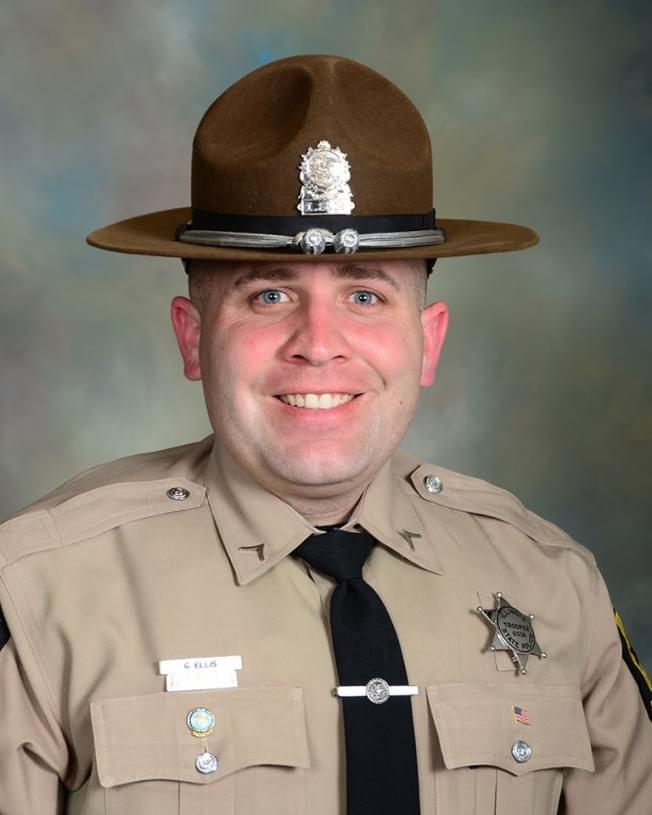 Another trooper struck and killed