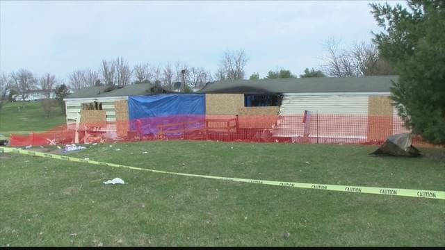 Fatal Goodfield fire ruled homicide, juvenile being questioned