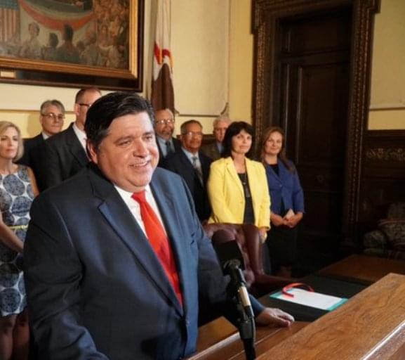 Pritzker: Enrollment numbers show investment in education