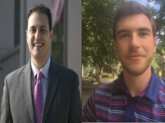 UPDATE: Robustelli won't seek re-election to McLean County Board; IWU student announces candidacy