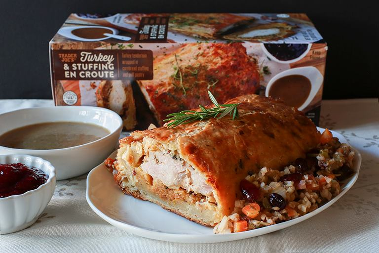 Trader Joe's has Thanksgiving in a Box and We Think it's Brilliant