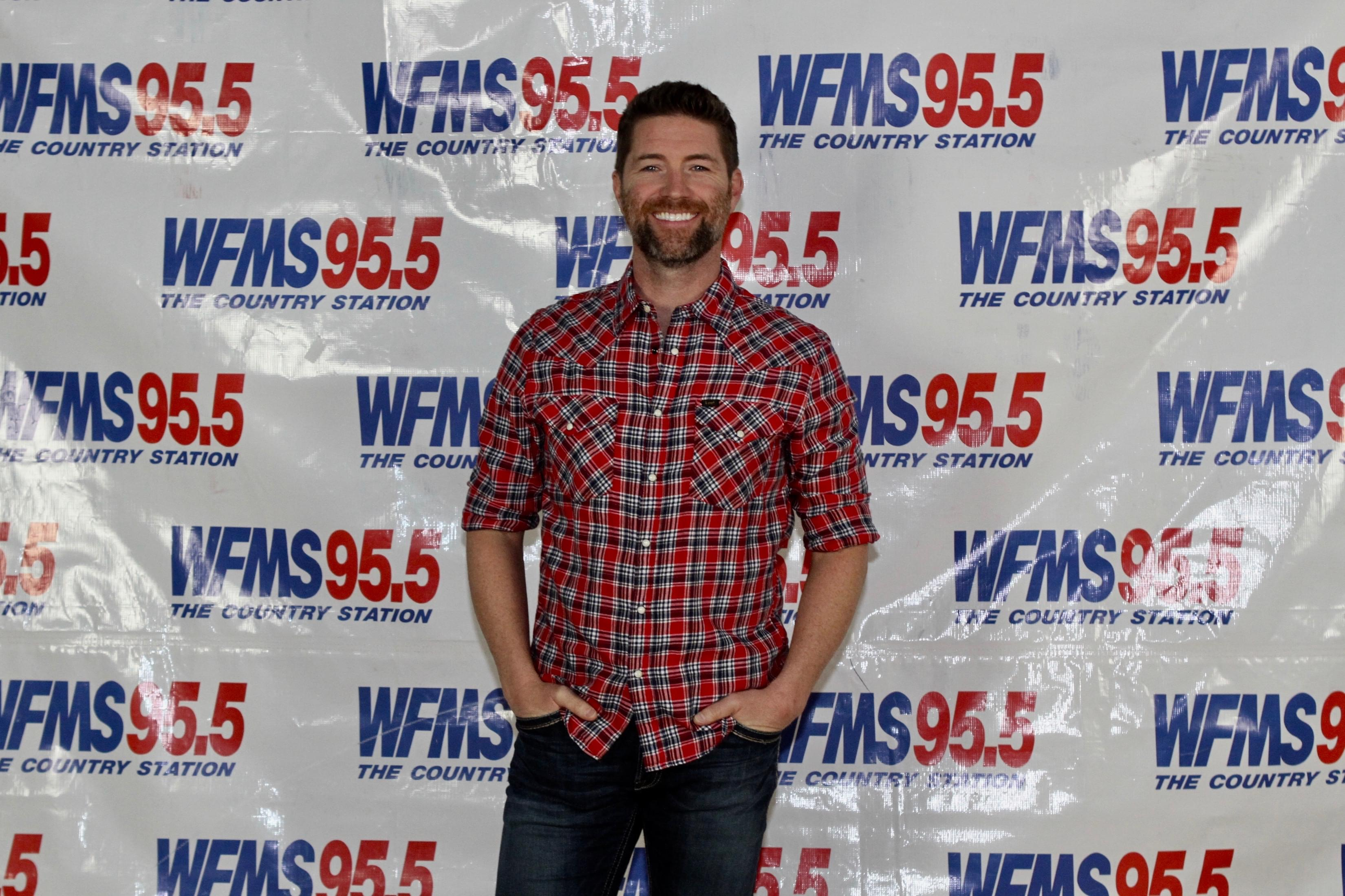 Josh Turner Meet & Greet Photos!