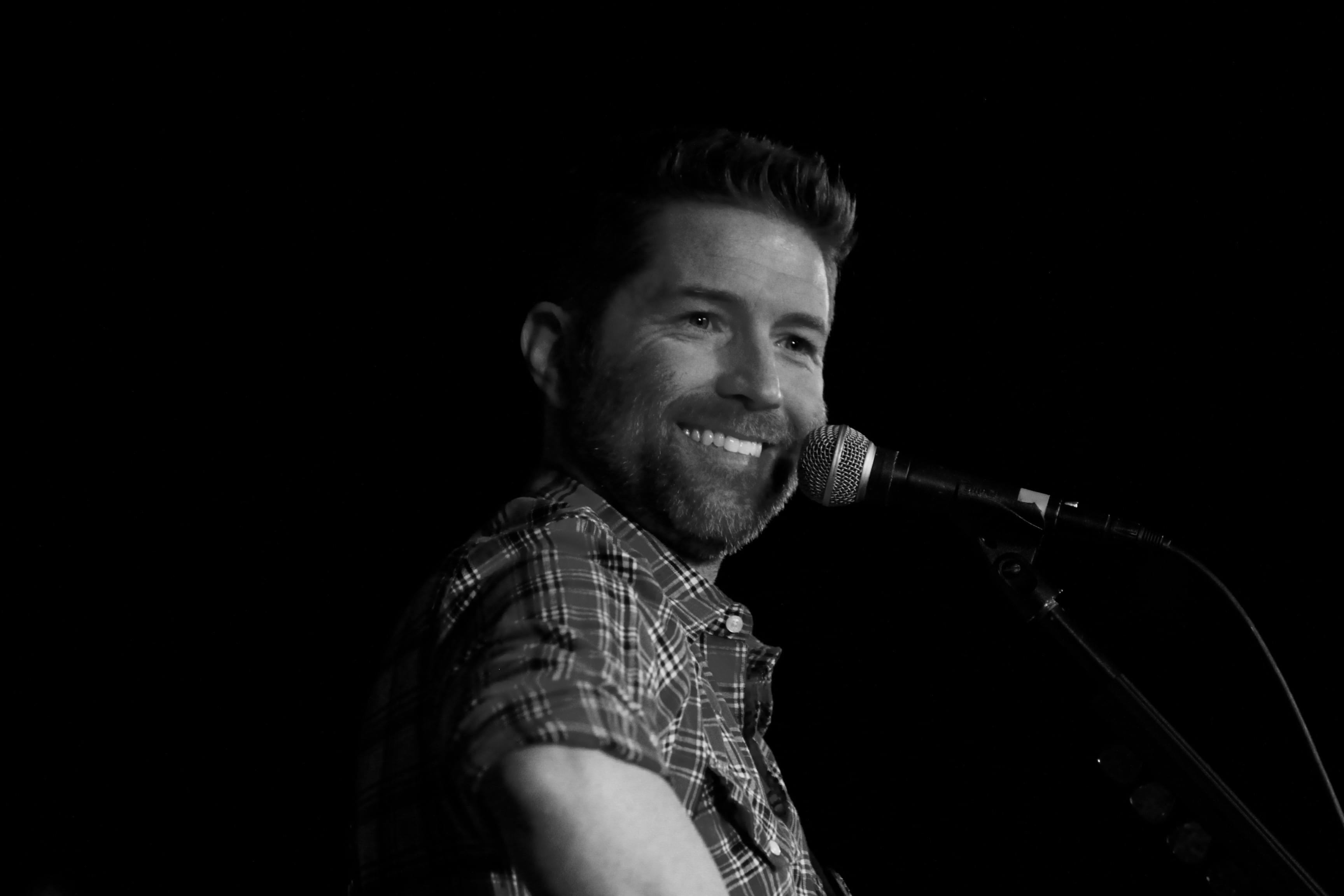 Isaac Rudd and Josh Turner Concert Photos