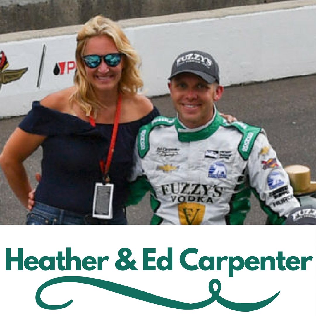 Wife Of IndyCar Driver, Ed Carpenter, Busts Him On His