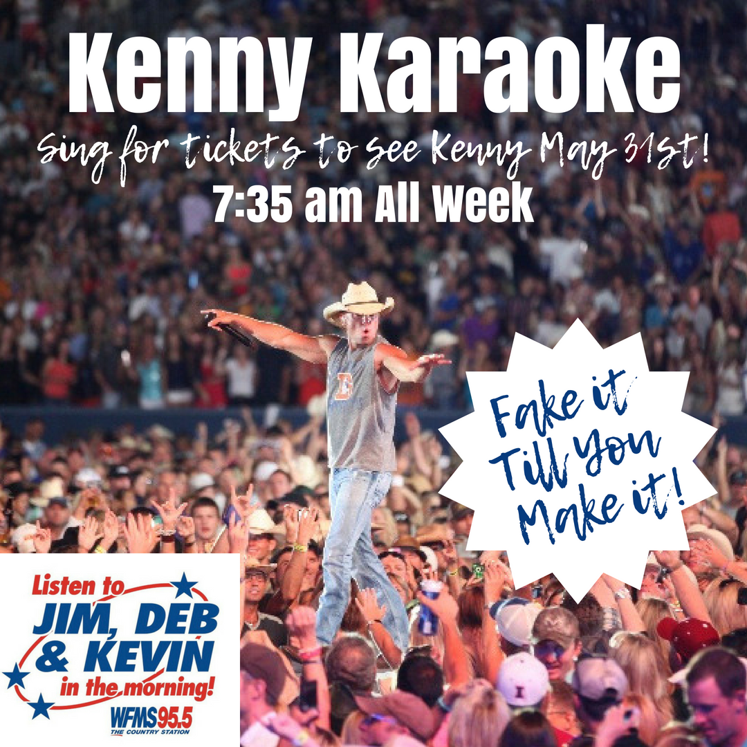 Kenny Karaoke: All That Singing in the Shower Could Pay Off