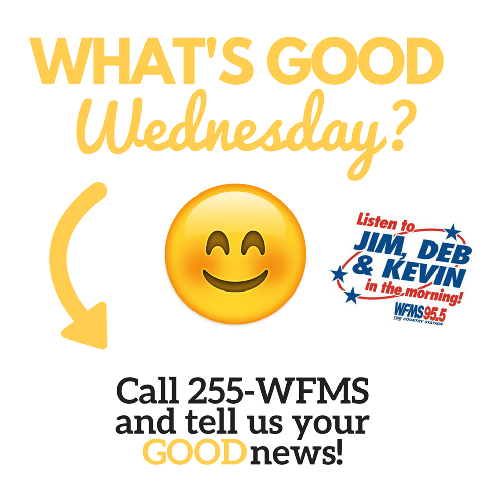 We Want to Hear Your Good News (P.S. Call Us!)