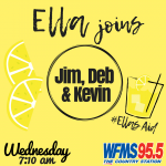 JDK Welcome Ella as their Special Guest Tomorrow