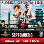 Join 95.5 WFMS at the Indiana State Fair for your chance to win 2 tickets to FGL Fest and MORE!
