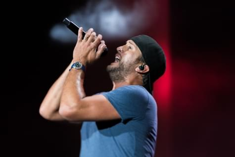 Luke Bryan Concert Photos