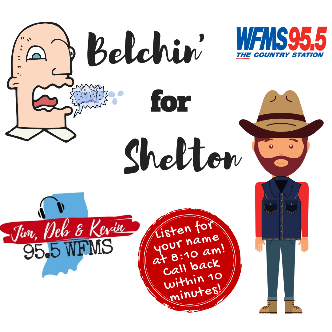 Jim, Deb & Kevin Want to Hear Your Best Belch, for REAL