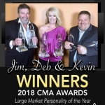 JDK Prepares for CMA's in Nashville, and then there's KEVIN