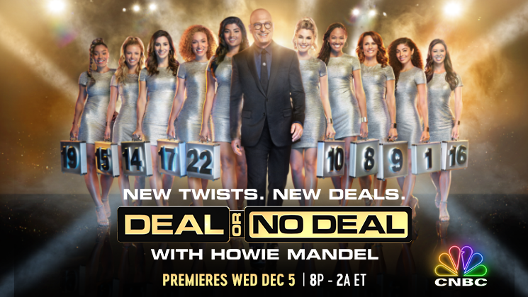 Play Deal or No Deal with JDK