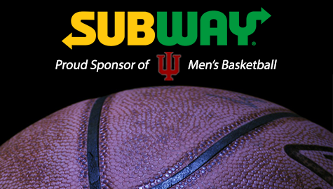 Win The Ultimate IU Men's Basketball Experience – Courtesy of Subway!