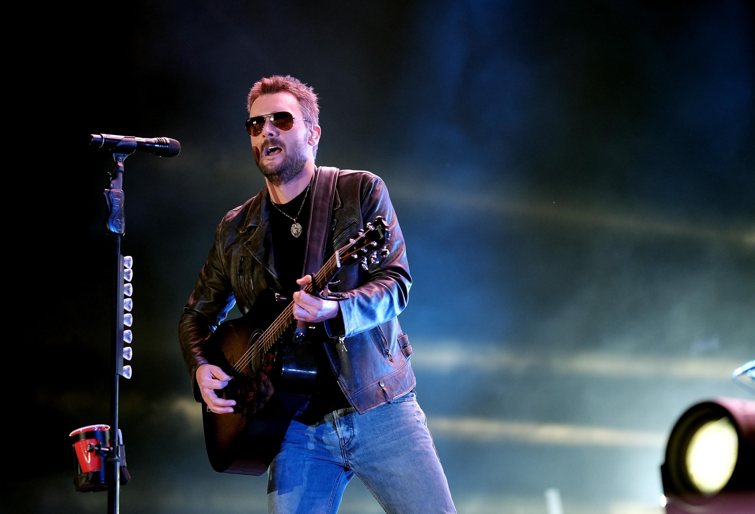 Autopsy Results Reveal Cause Of Death For Eric Church's Brother Brandon