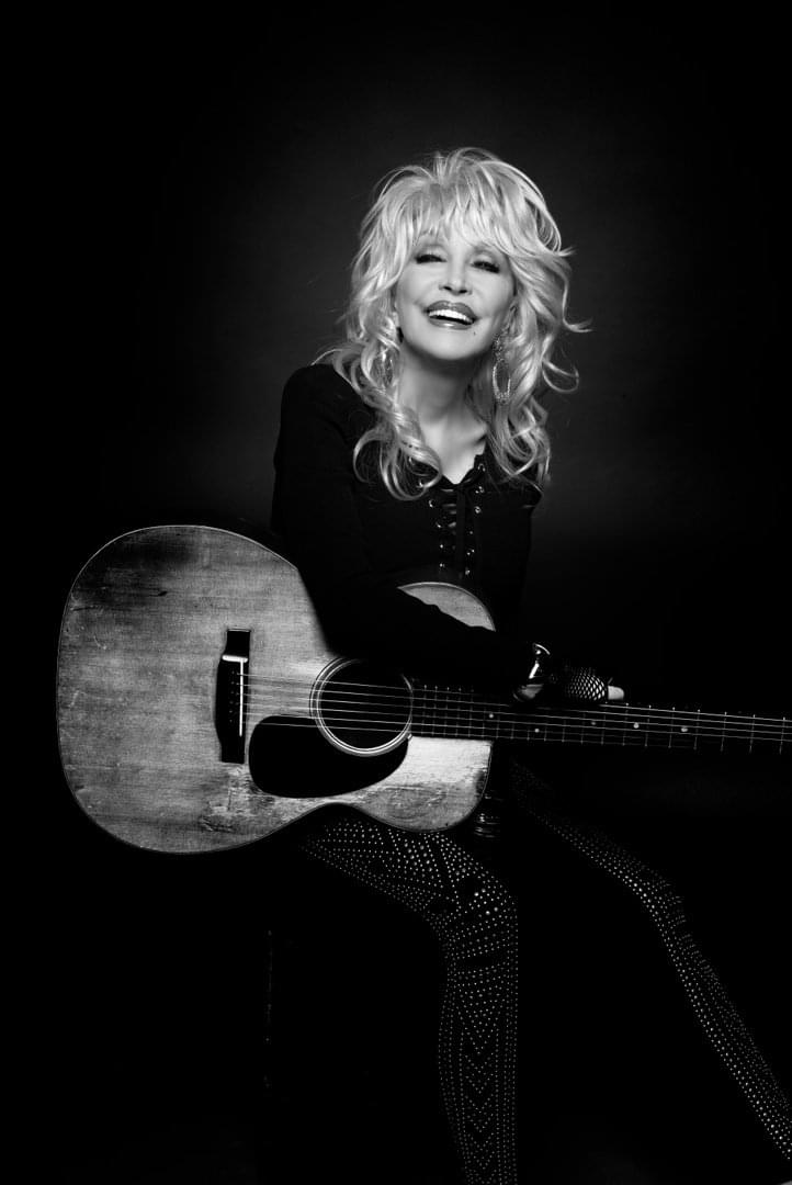 Dolly Parton hangs with JDK