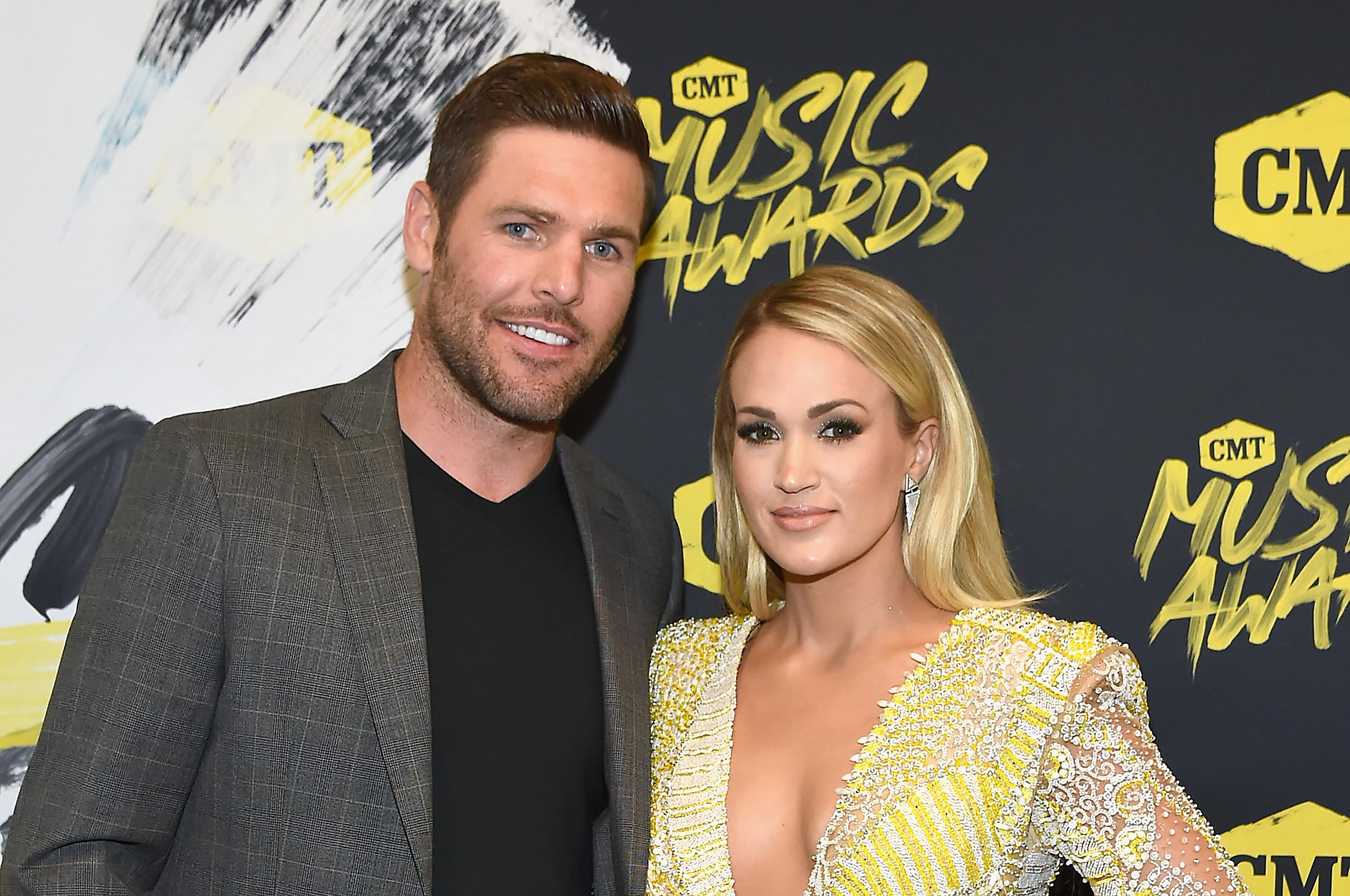 Carrie Underwood And Mike Fisher Officially Have A New Family Member
