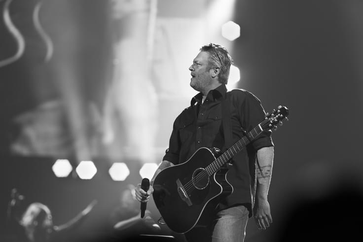 Blake Shelton Concert Photos!