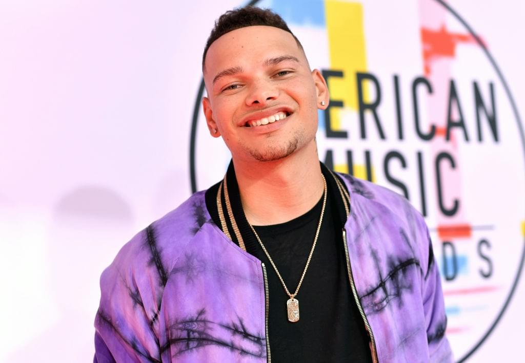 "Kane Brown Brings Young Fan On Stage Who Just ""Kicked Cancer's Butt"" [WATCH]"
