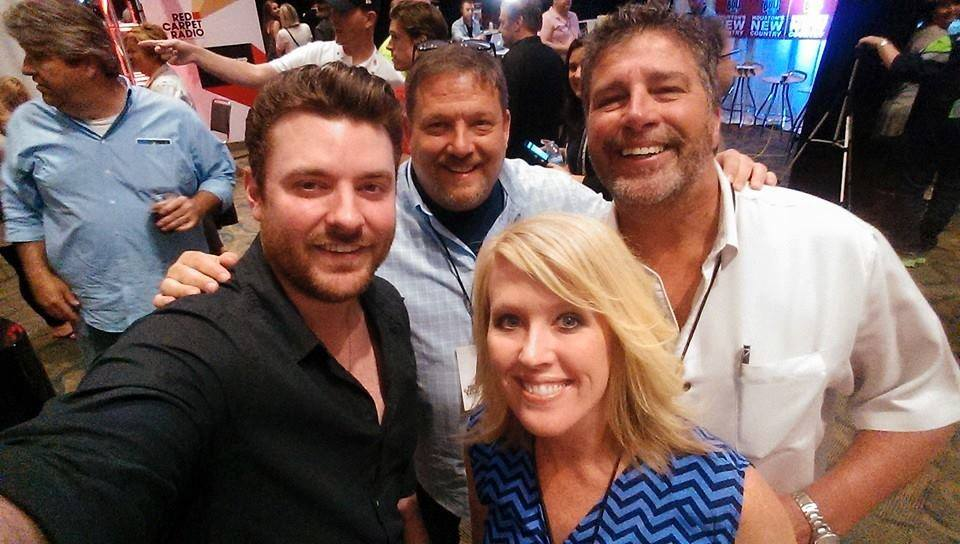 Chris Young Does What???