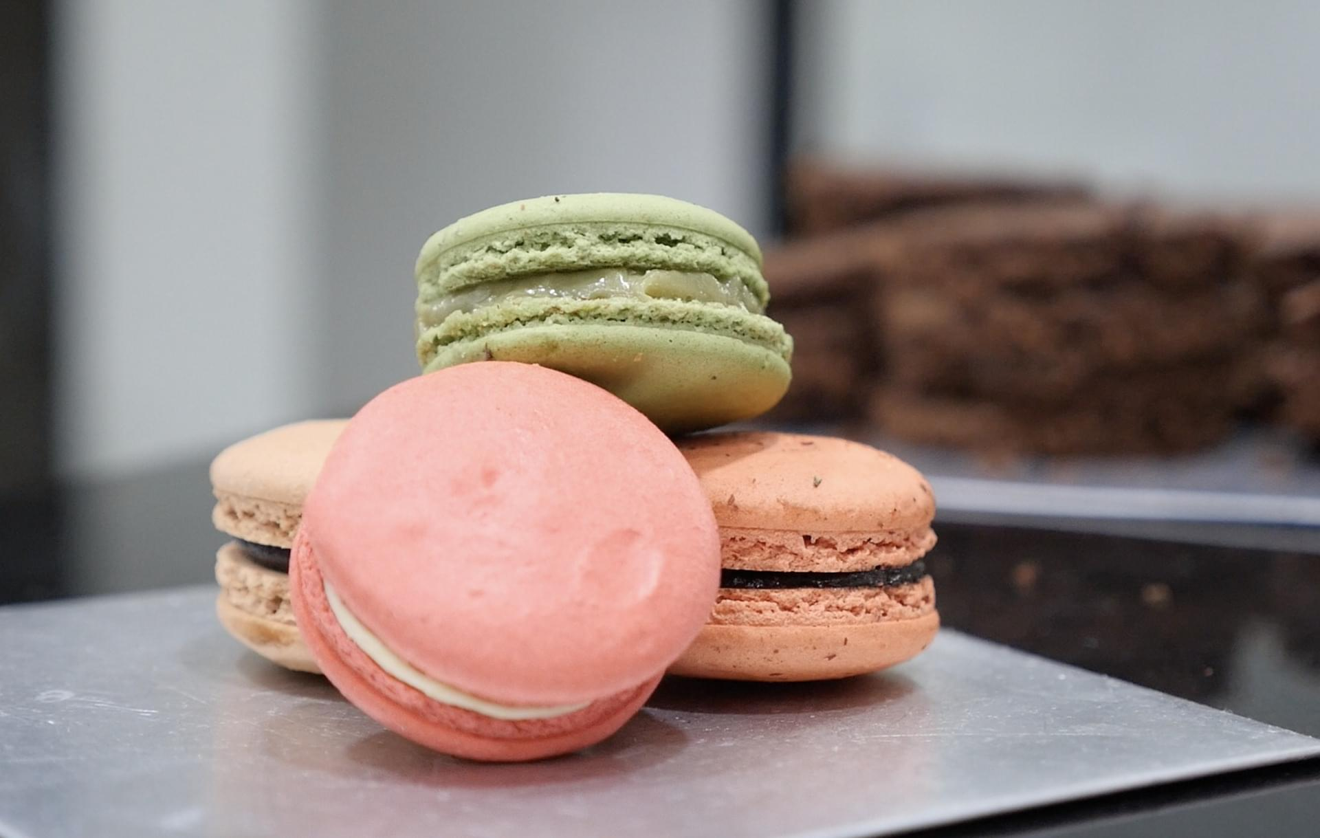 Multiple Bakeries Giving Out Free Cookies For Indy's Inaugural Macaron Day