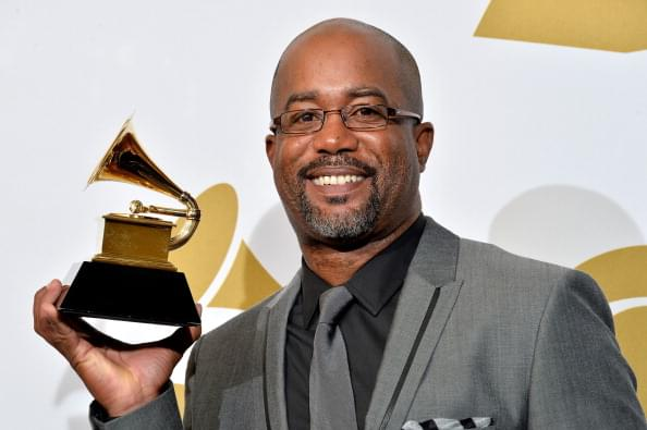 Darius Rucker Working On New Music With Massive Pop Star
