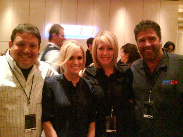 Throwback Thursday: You Need to Hang With Carrie Underwood in Vegas