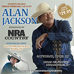 Win Tickets to see Alan Jackson and William Michael Morgan at Lucas Oil Stadium!