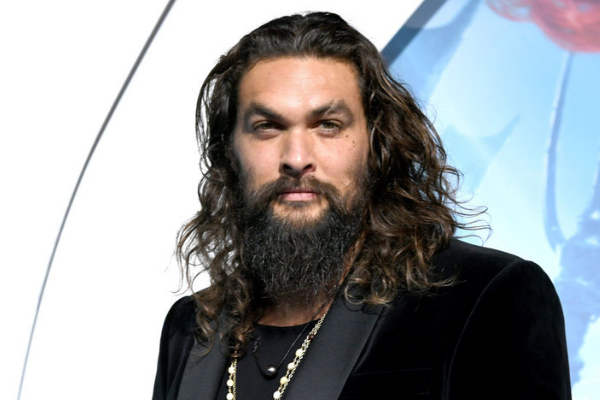 Jason Momoa Shaved Off His Beard…But It's For A Good Cause [VIDEO]