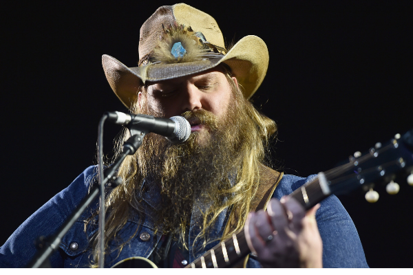 Did You Catch Chris Stapleton's Cameo In Game Of Thrones? [WATCH]