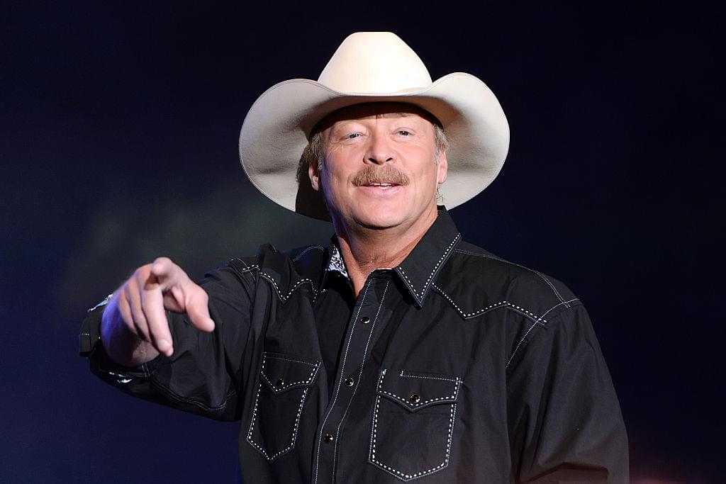 Alan Jackson Shared How He Met His Wife And It's Super Creepy
