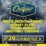 Win Outlaw Music Festival Tickets!